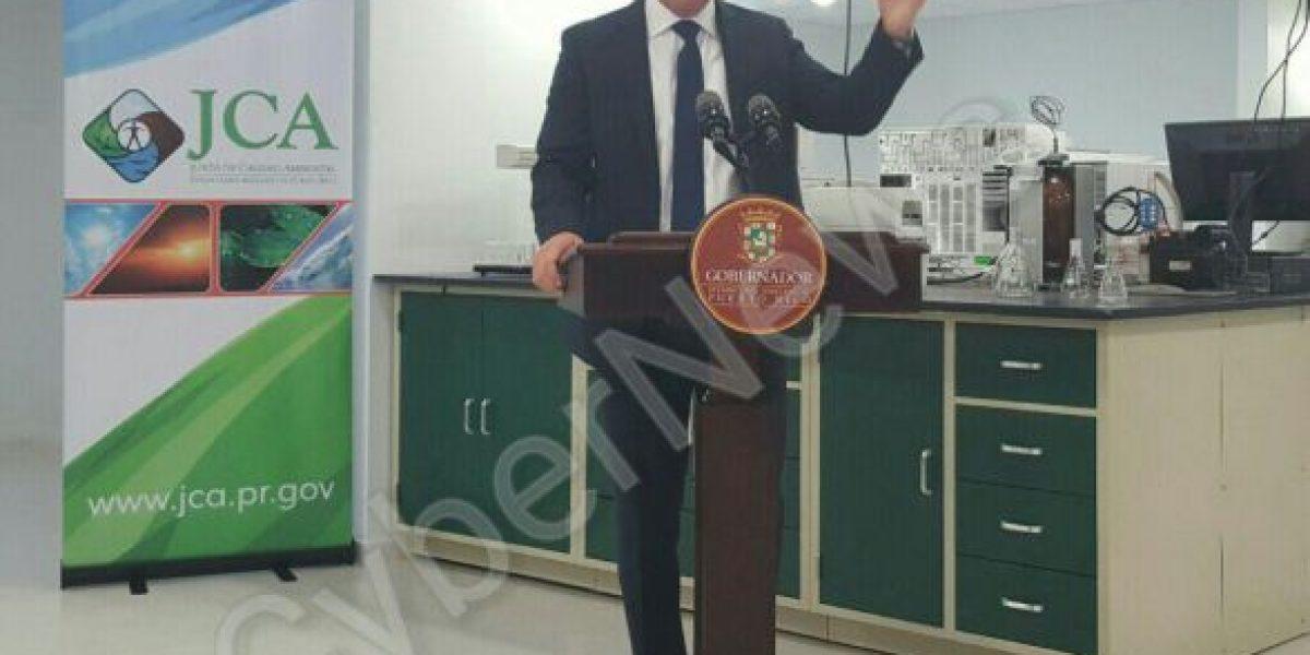 Gobernador inaugura proyectos de infraestructura para desarrollo de ciencias vivas