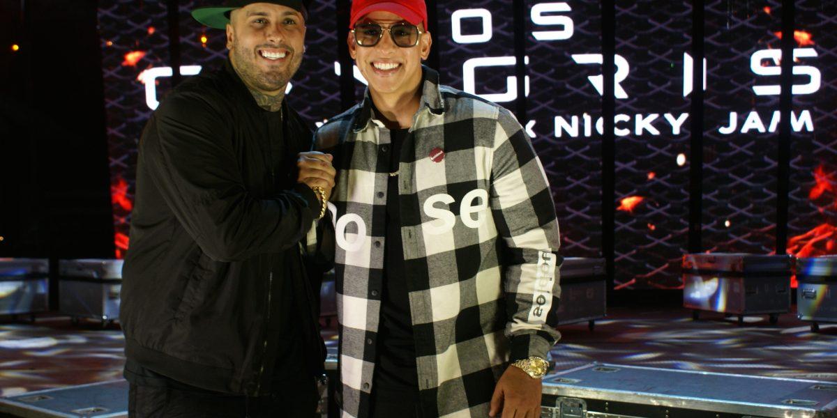 Nicky Jam y Yankee sienten admiración mutua