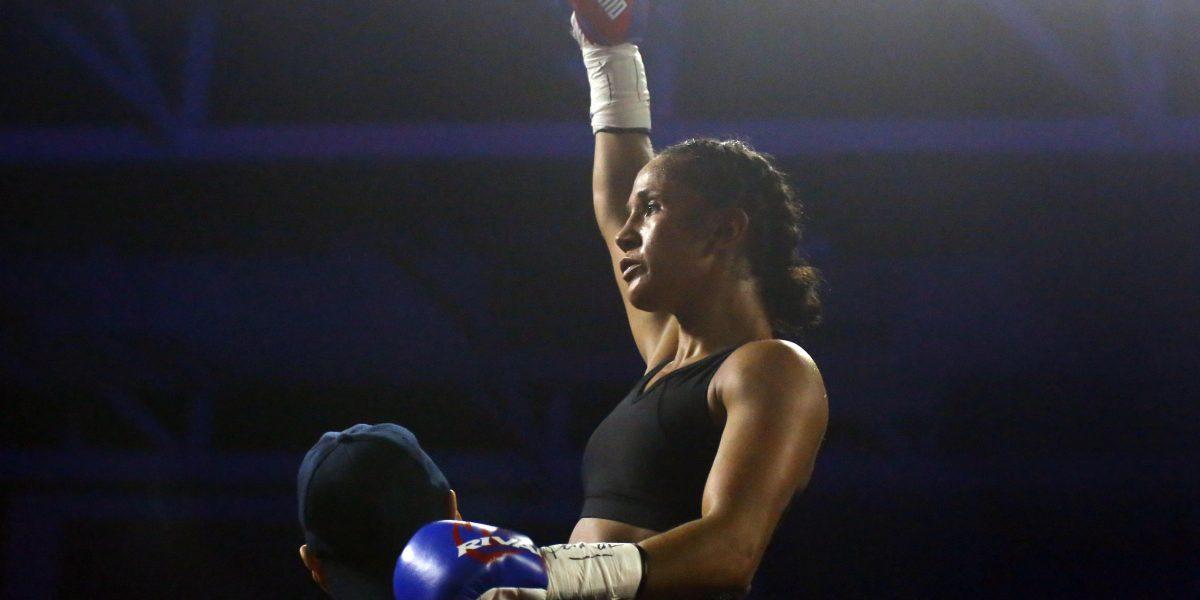 Boxeadora puertorriqueña defenderá su título