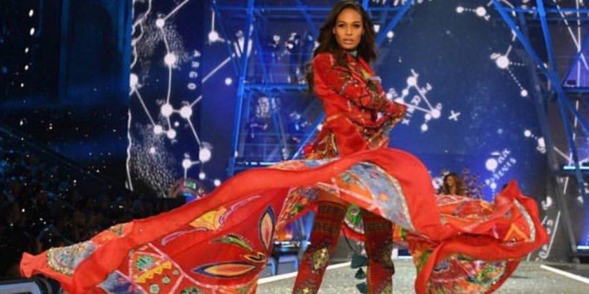 Así lució la supermodelo boricua en el Victoria