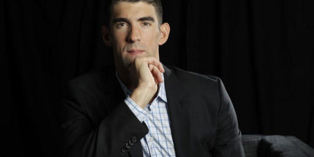 Michael Phelps se zambulle en la tecnología