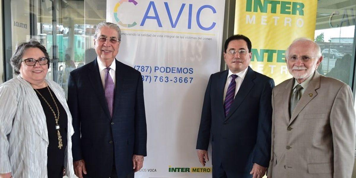 Inter inaugura centro de apoyo para víctimas del crimen