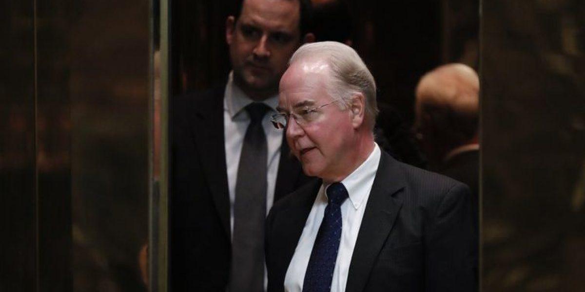 Senador pide ayuda a designado secretario de Salud federal