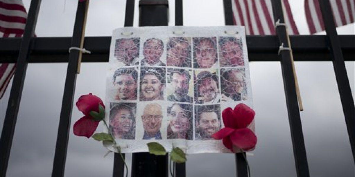 San Bernardino recuerda ataque que dejó 14 muertos