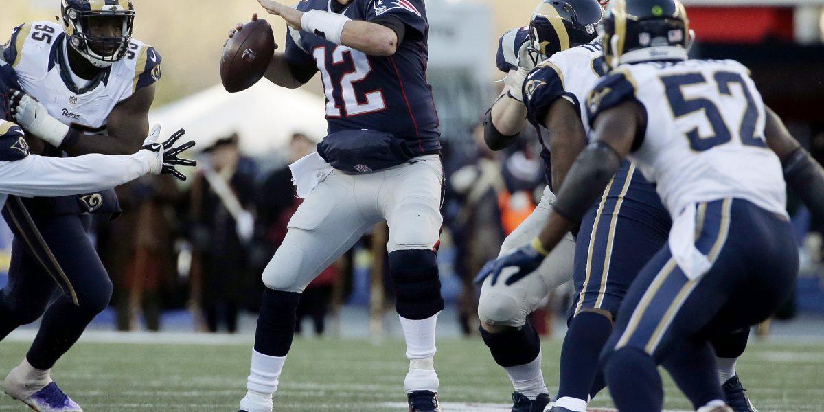 Brady rompe el récord de más victorias en la NFL