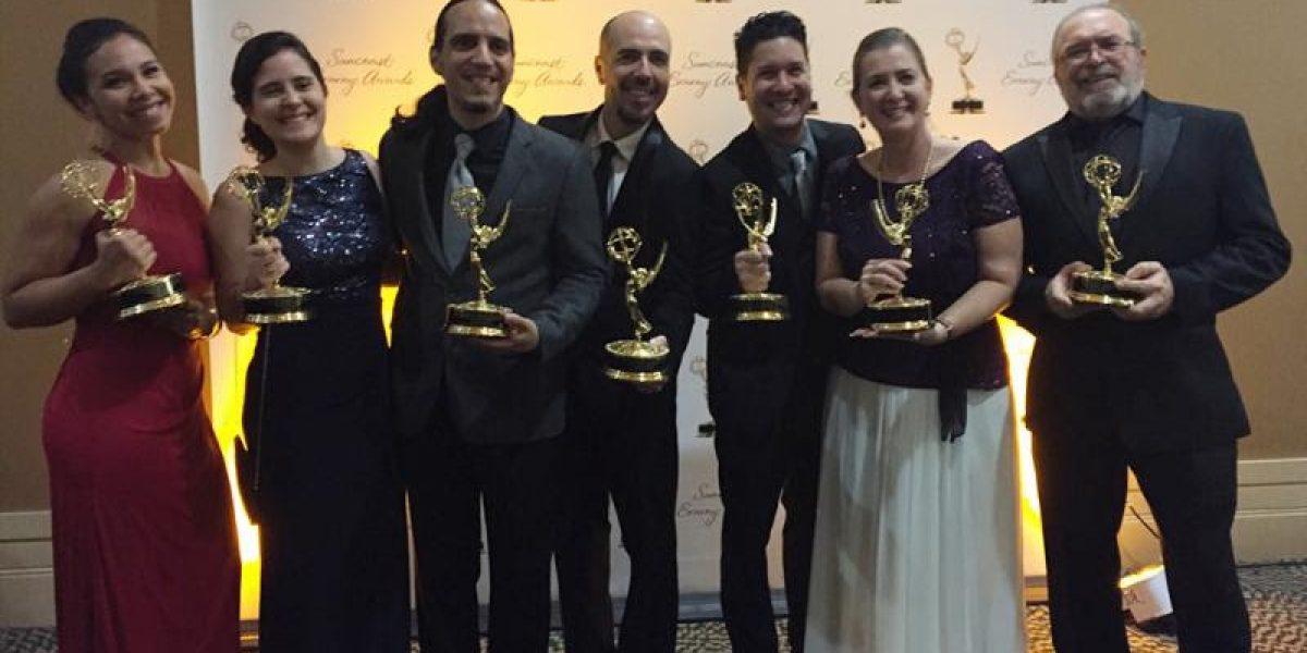 Atención Atención gana siete premios Emmy Suncoast Edition