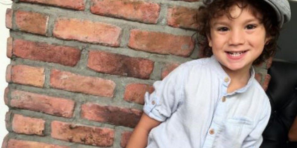Video: Hijo de Zuleyka Rivera y José Juan Barea se roba el show bailando