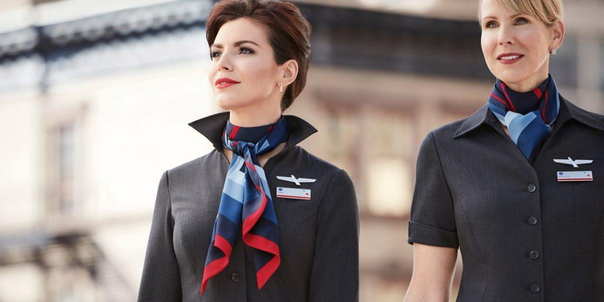"""Asistentes de vuelo de aerolínea piden retiro de nuevos uniformes, alegan """"los enferman"""""""