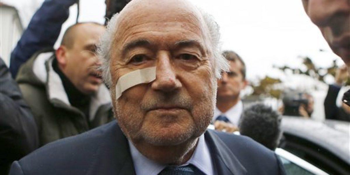 Blatter pierde apelación por suspensión de 6 años de FIFA