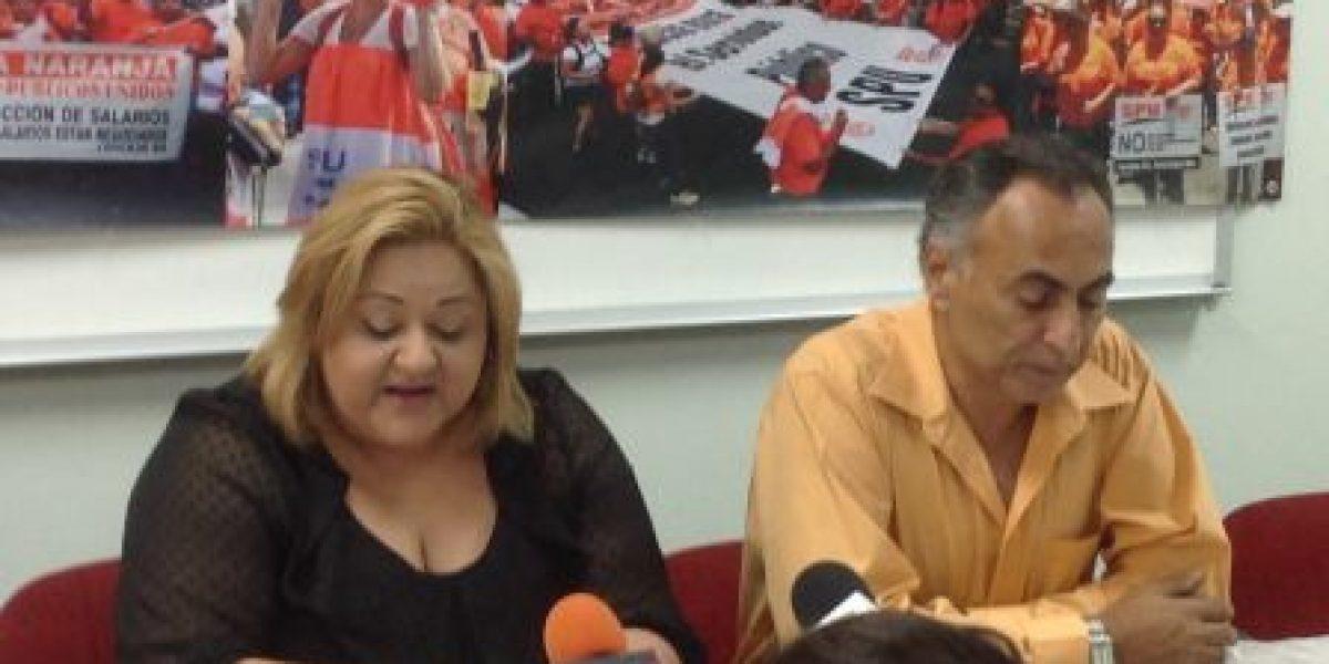 SPU despotrica contra liquidación a expresidenta BGF