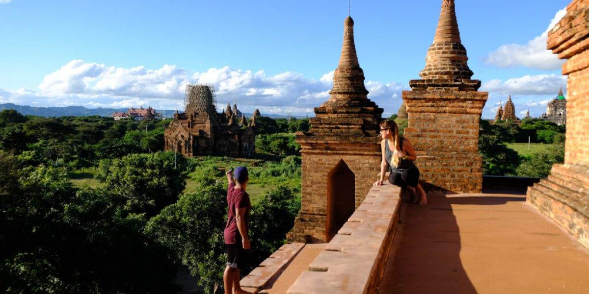 Myanmar: la tierra dorada
