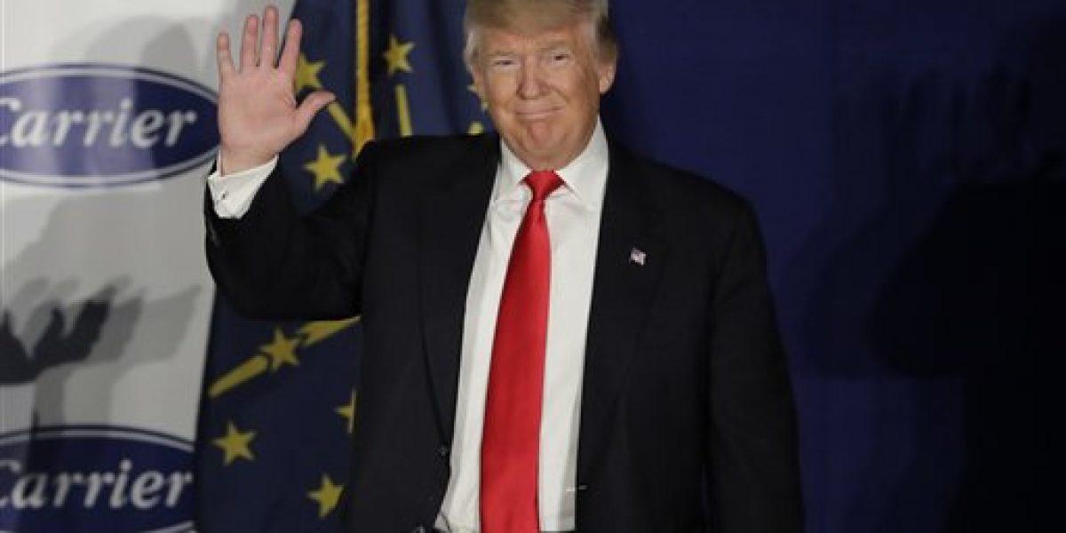 Trump: aviones presidenciales son demasiado caros