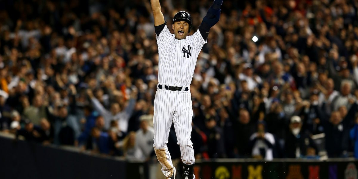 Yankees retirarán número de Derek Jeter