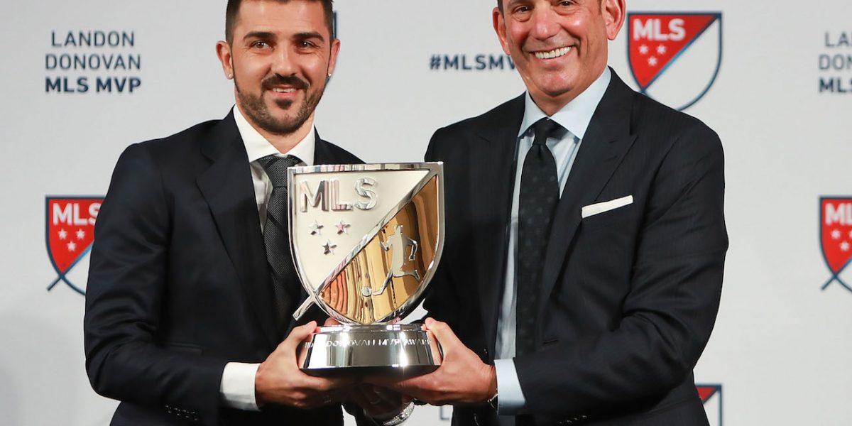 Villa ganó el más valioso de la MLS
