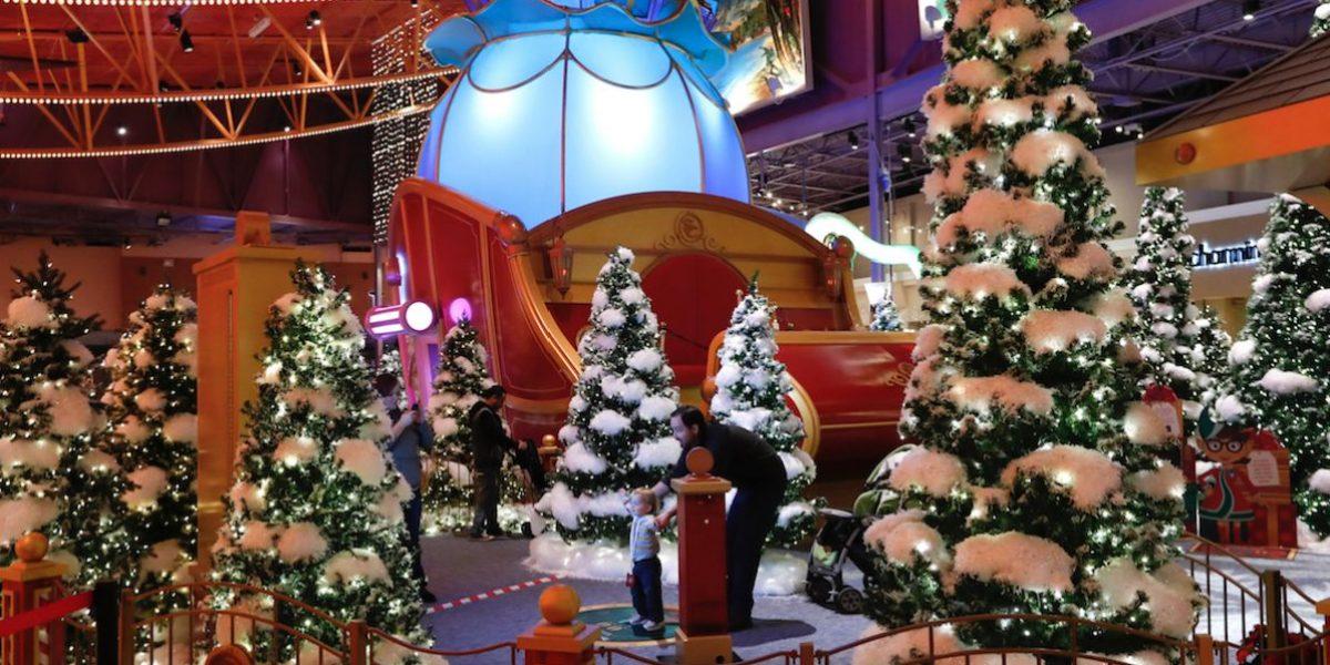 Todo lo relacionado con Santa Claus se moderniza en EE.UU.