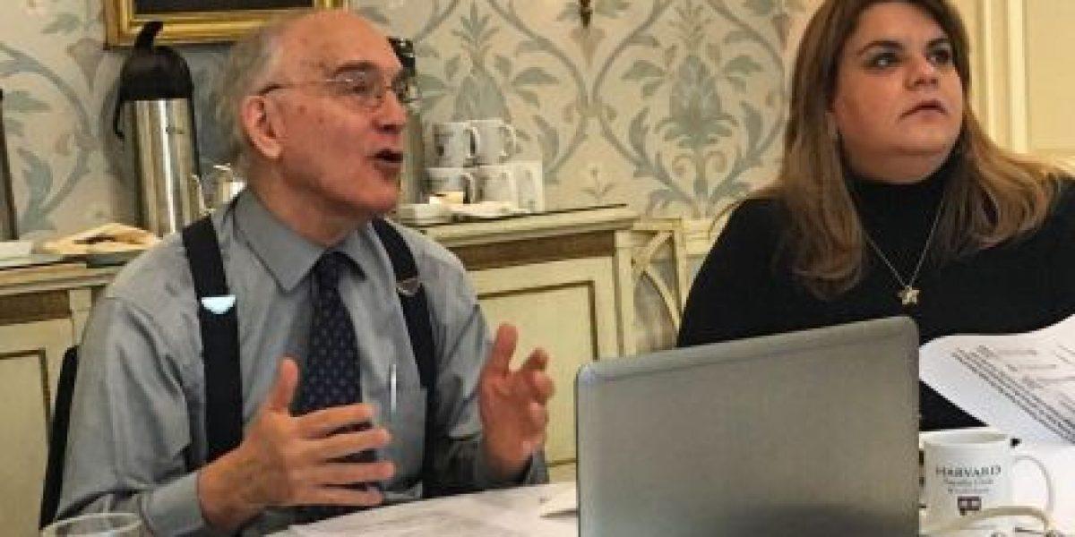 JGo discute con economistas alternativas de desarrollo económico para P.R.