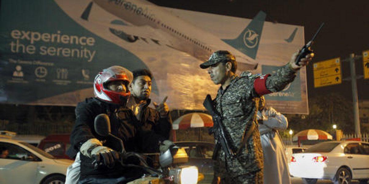 Cae avión de aerolínea paquistaní tras despegue