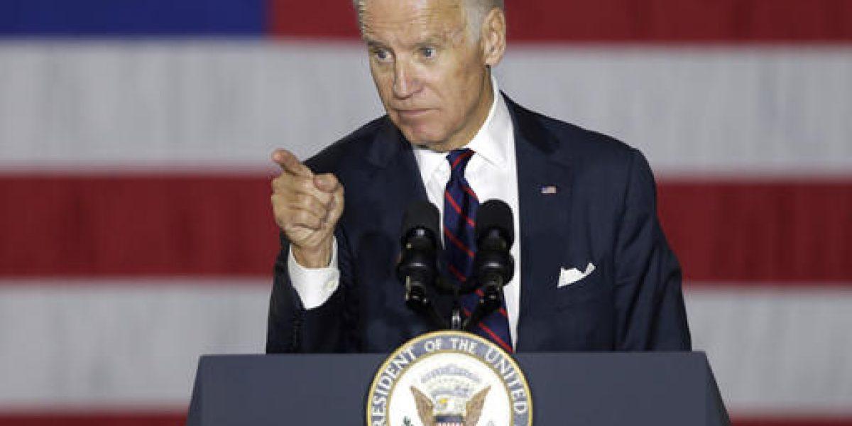 Biden candidato en 2020: