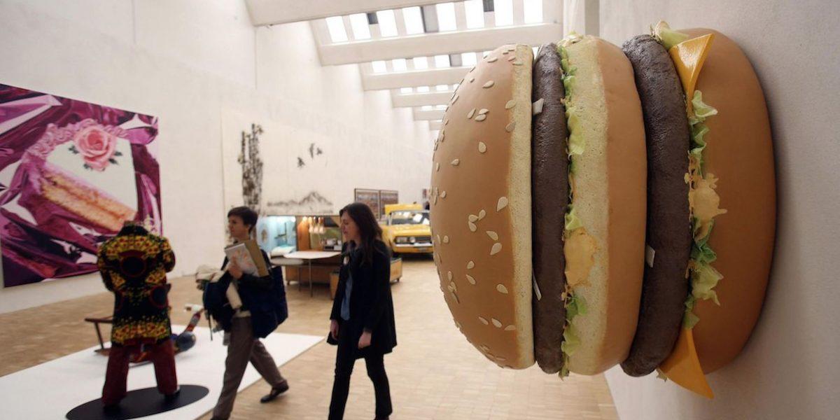 Museo de la Hamburguesa de Miami: nostalgia y estética de la comida rápida