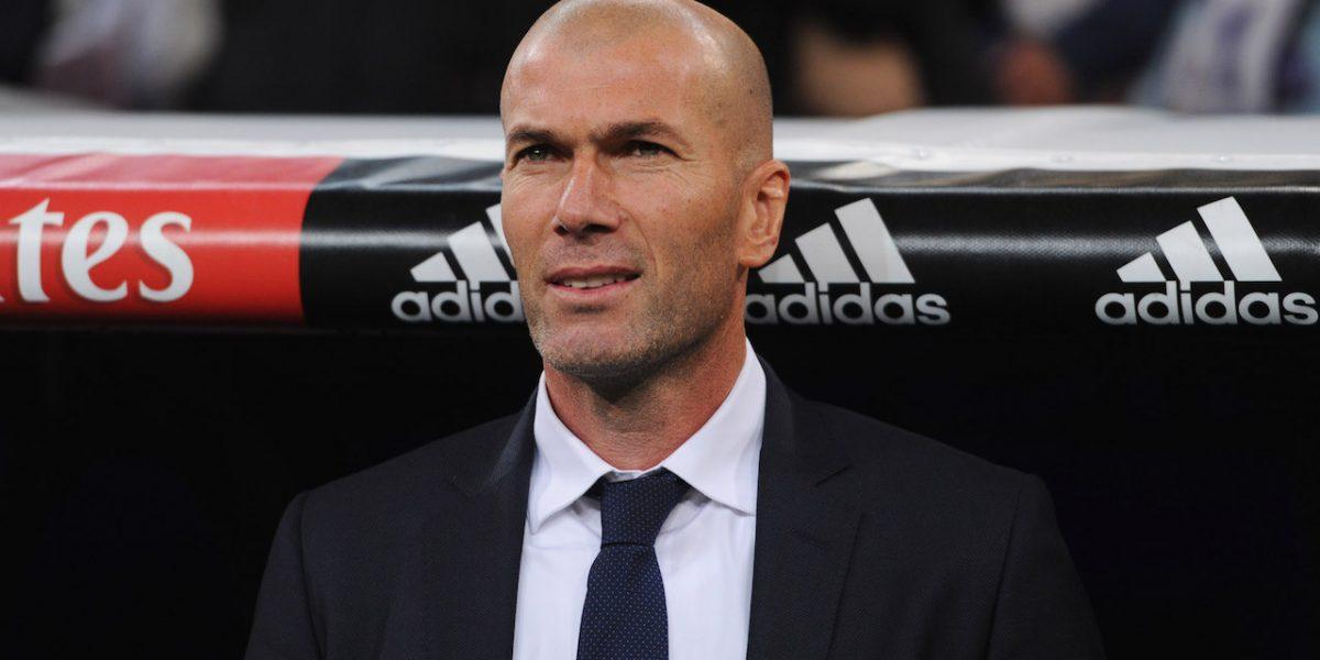 A ley de un partido Zidane para récord del Real Madrid