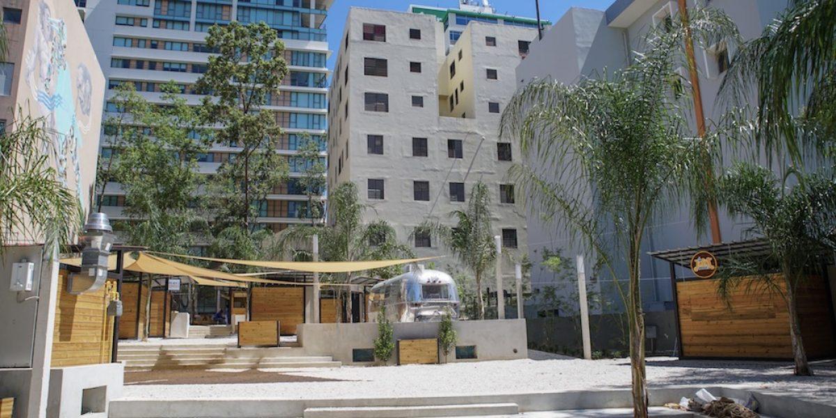 Nuevo espacio gastronómico, artístico y cultural en Santurce