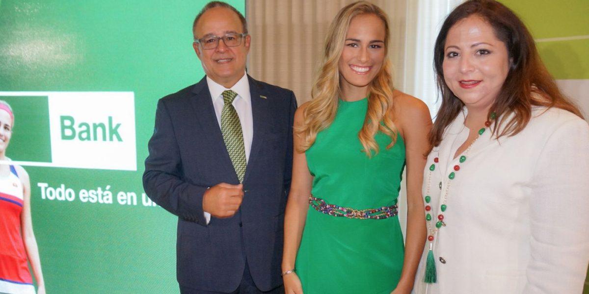 First Bank se alía con Mónica Puig durante los próximos 3 años