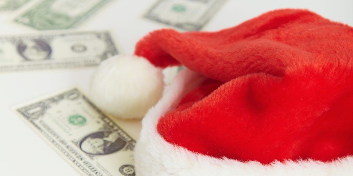 En peligro bono de Navidad de empleados de empresa privada