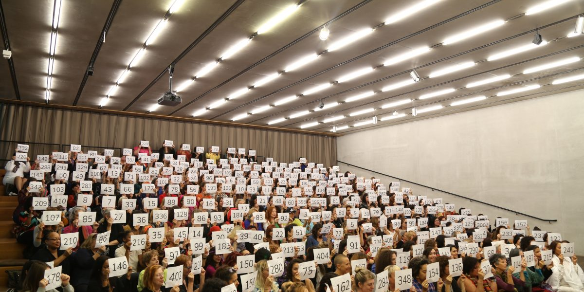 Artistas de Florida lanzan un manifiesto por igualdad con retrato fotográfico