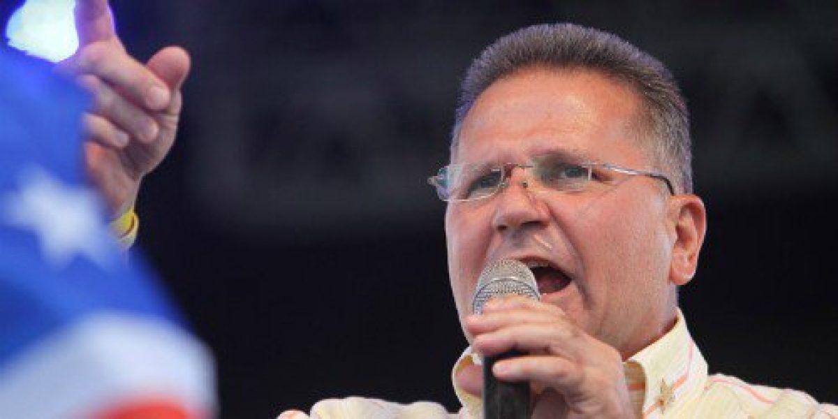 José Aponte denuncia que Gobierno saliente oculte información en transición