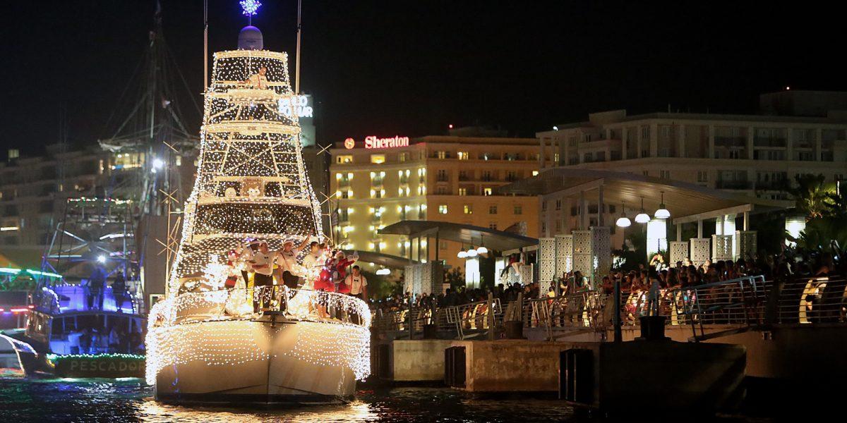 Se manifiesta la creatividad en el San Juan Christmas Boat Parade