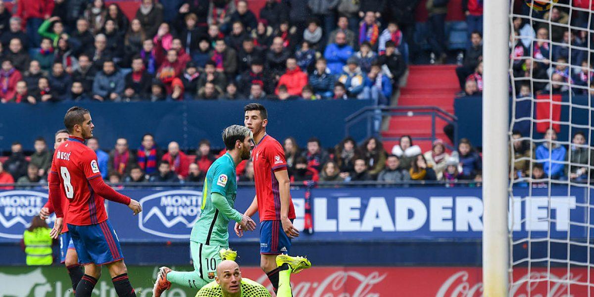 Con uno de Suárez y dos de Messi, Barcelona vuelve a ganar