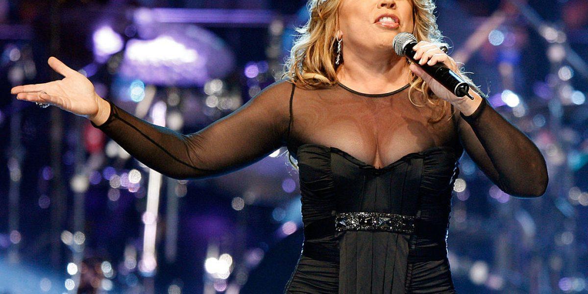 Regresa Ednita Nazario en concierto a Puerto Rico