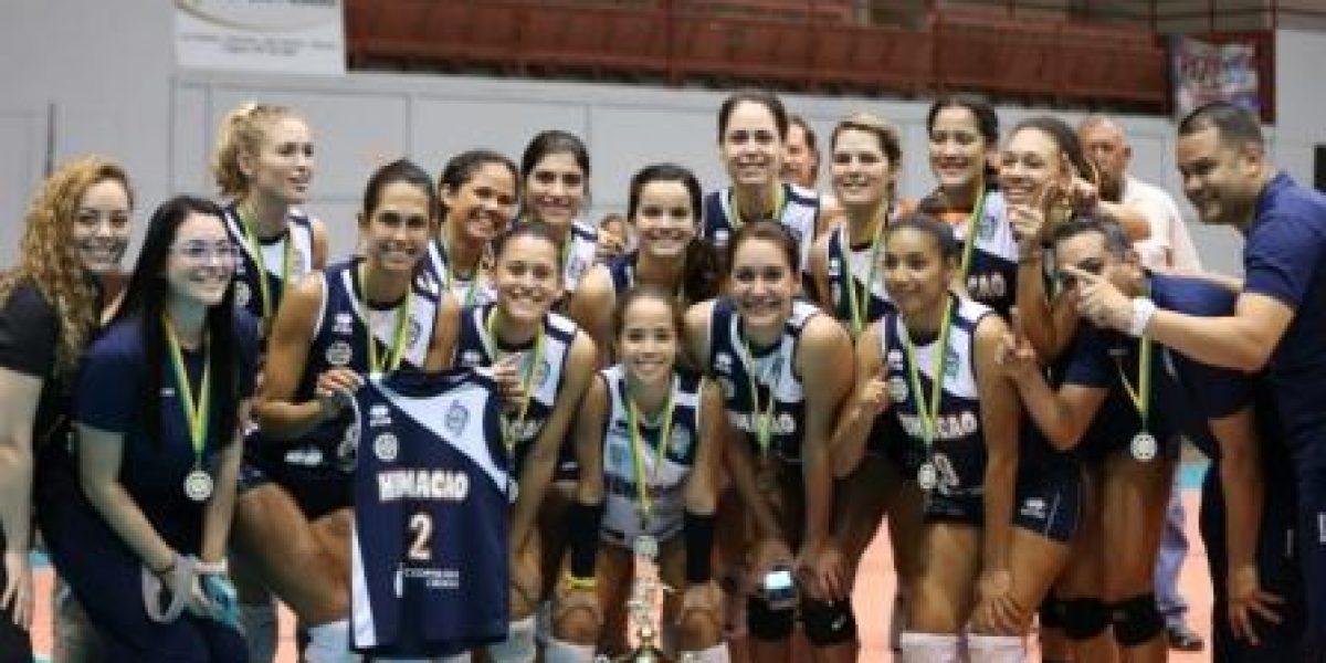 Grises de Humacao se quedan con el campeonato del voleibol femenino COPUVO