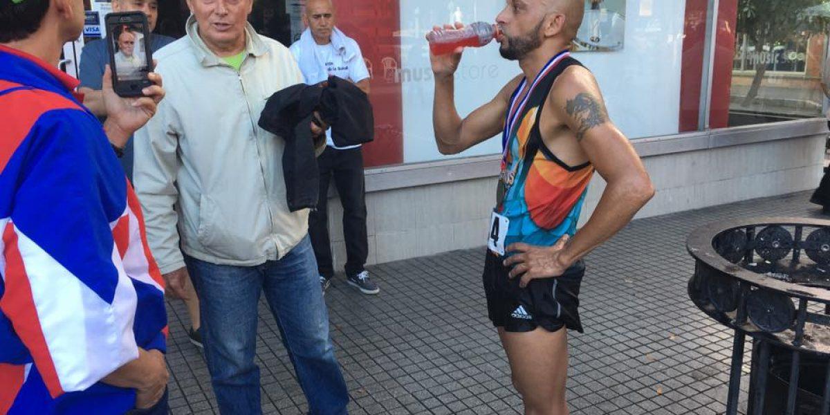 Utuadeño Nelson Rodríguez gana maratón La Guadalupe