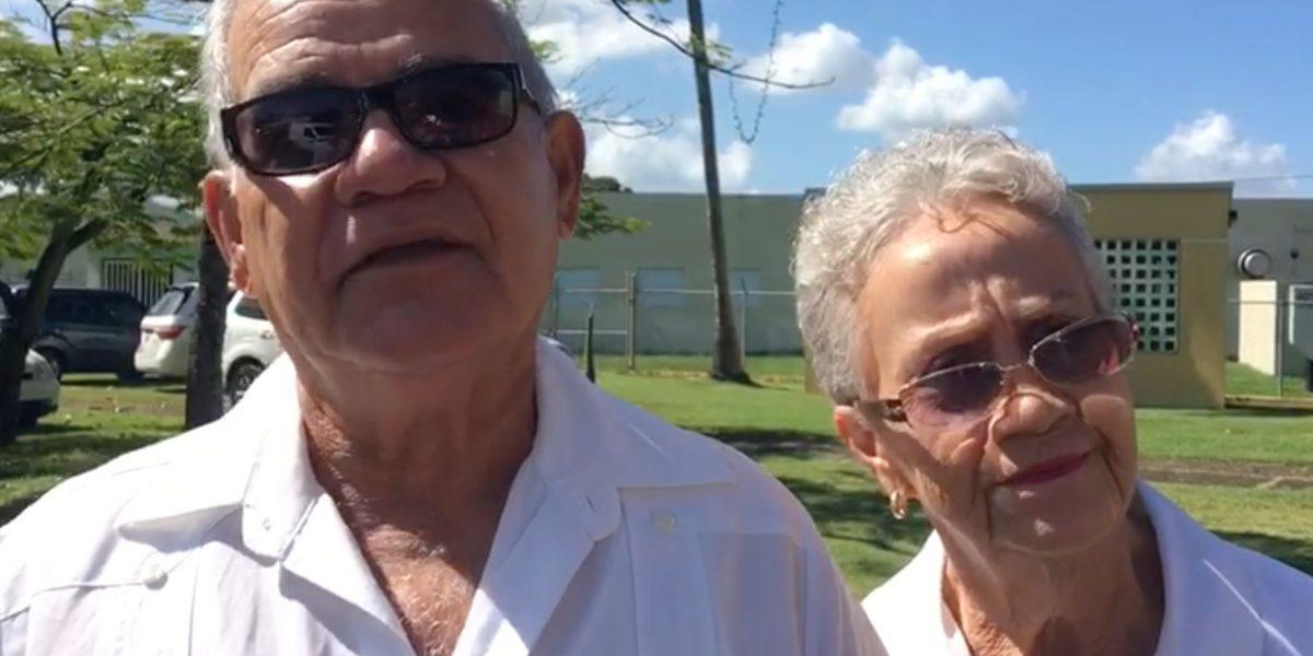 Pareja de Toa Baja celebra 61 años de matrimonio