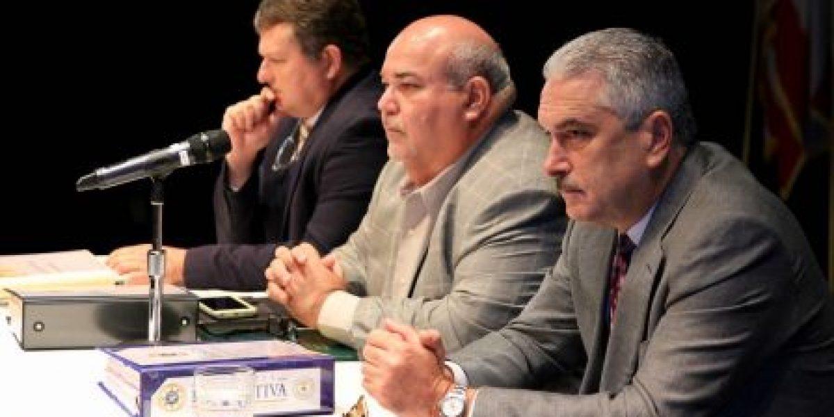 Legisladores electos acuden a la Academia Legislativa