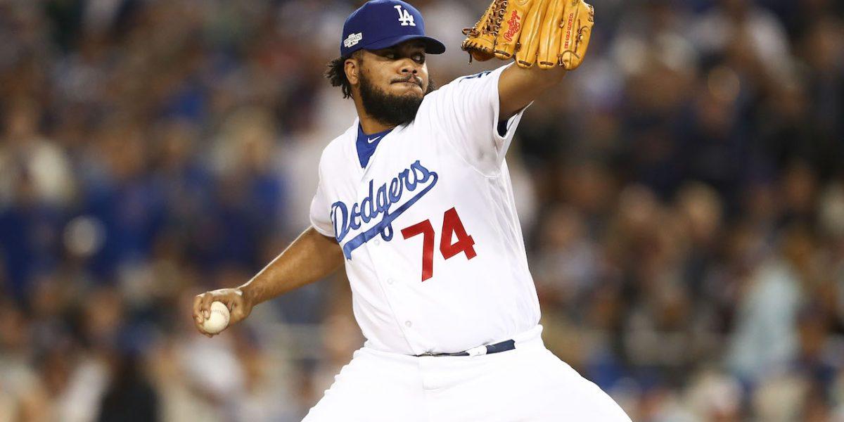 Jansen firmará con los Dodgers por $80 millones