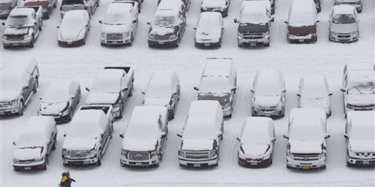 Tormenta invernal causa estragos en noreste de EE.UU.