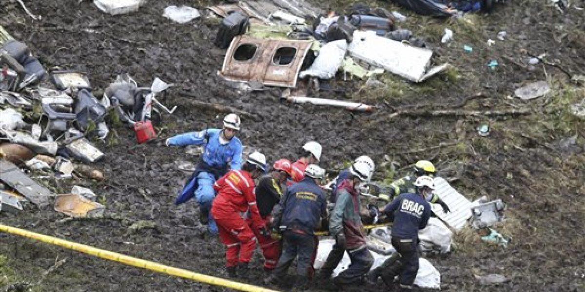 Sobreviviente de tragedia Chapecoense relata los últimos minutos