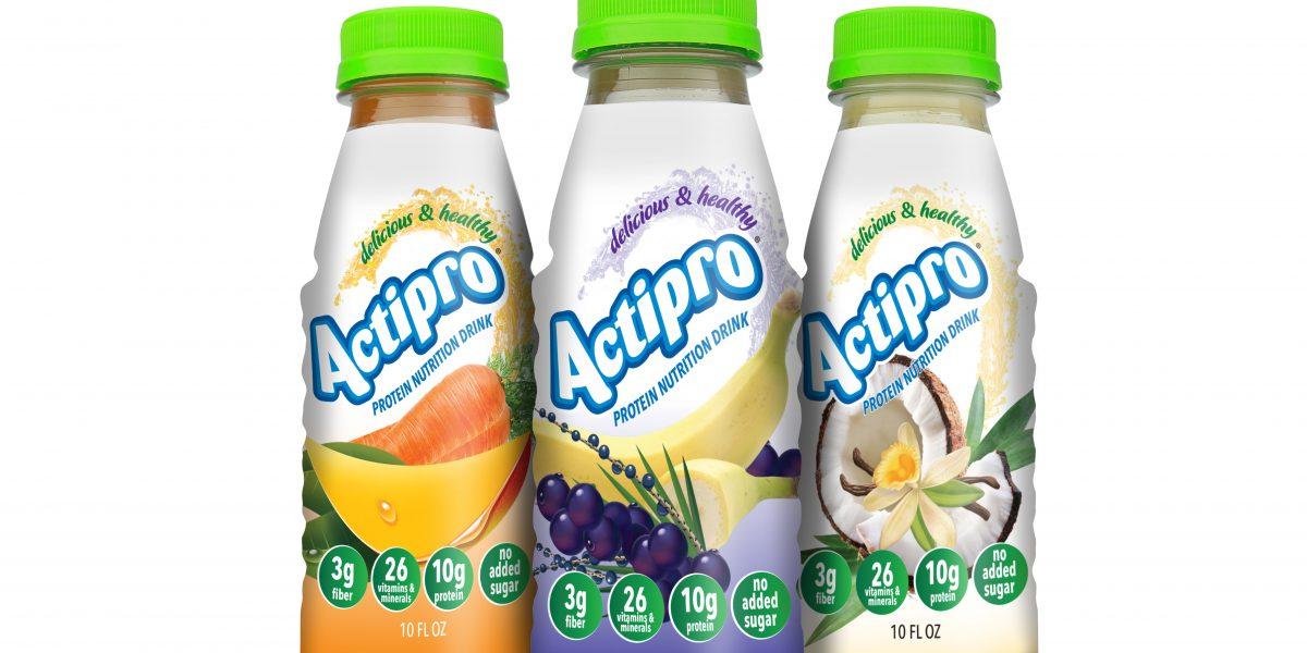 Bebida nutricional hecha en Puerto Rico