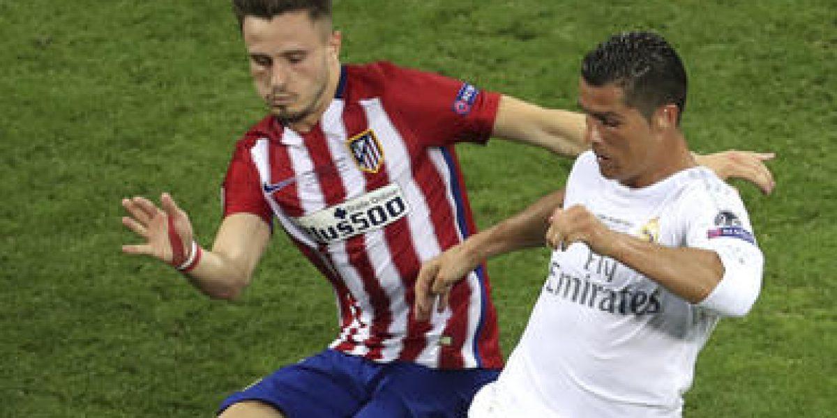 Real Madrid-Napoli y PSG-Barça: duelos en 8vos de Champions