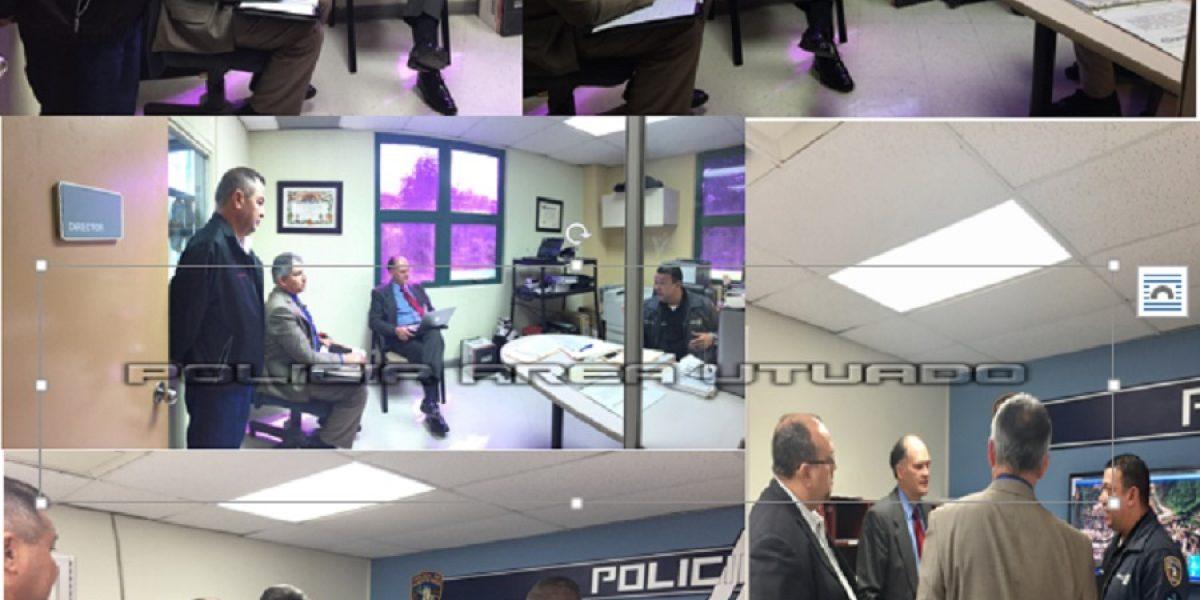 Justicia federal inspecciona sistemas tecnológicos en Utuado
