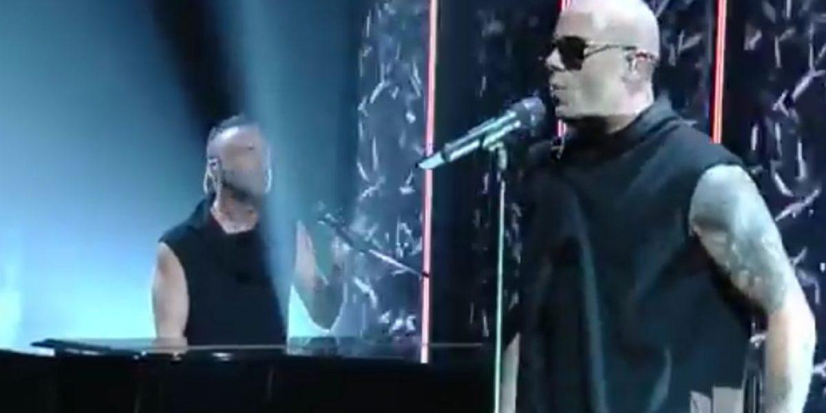 Wisin y Mario Domm estrenan