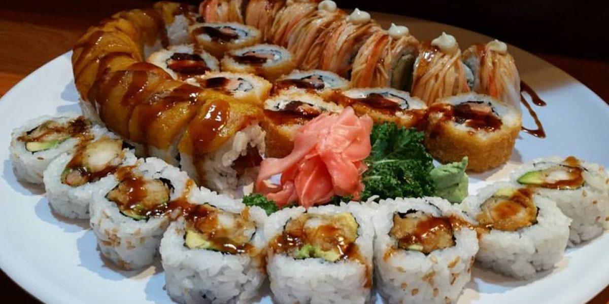 Abre nuevo restaurante de sushi en Isla Verde