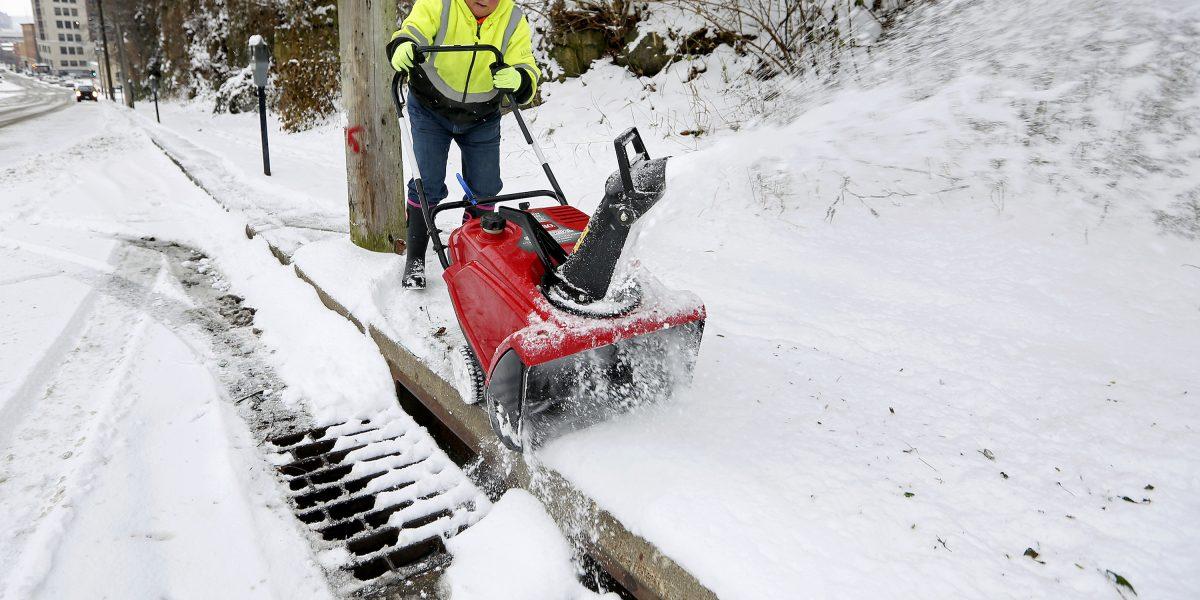 Tormenta invernal causa problemas en noreste de EE. UU.