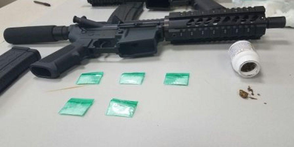 ICE toma jurisdicción arresto por armas en Ponce