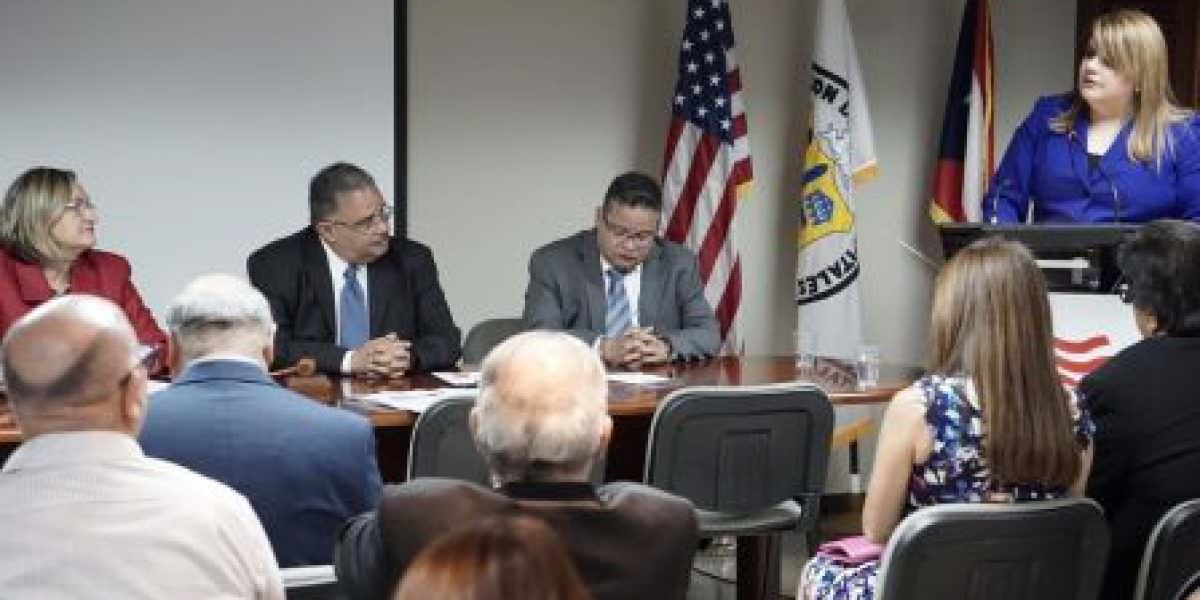 JGo y secretario de Salud designado trazan ruta de trabajo en Washington