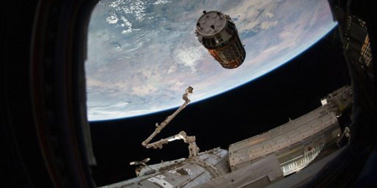 Estación Espacial recibe regalos de Navidad