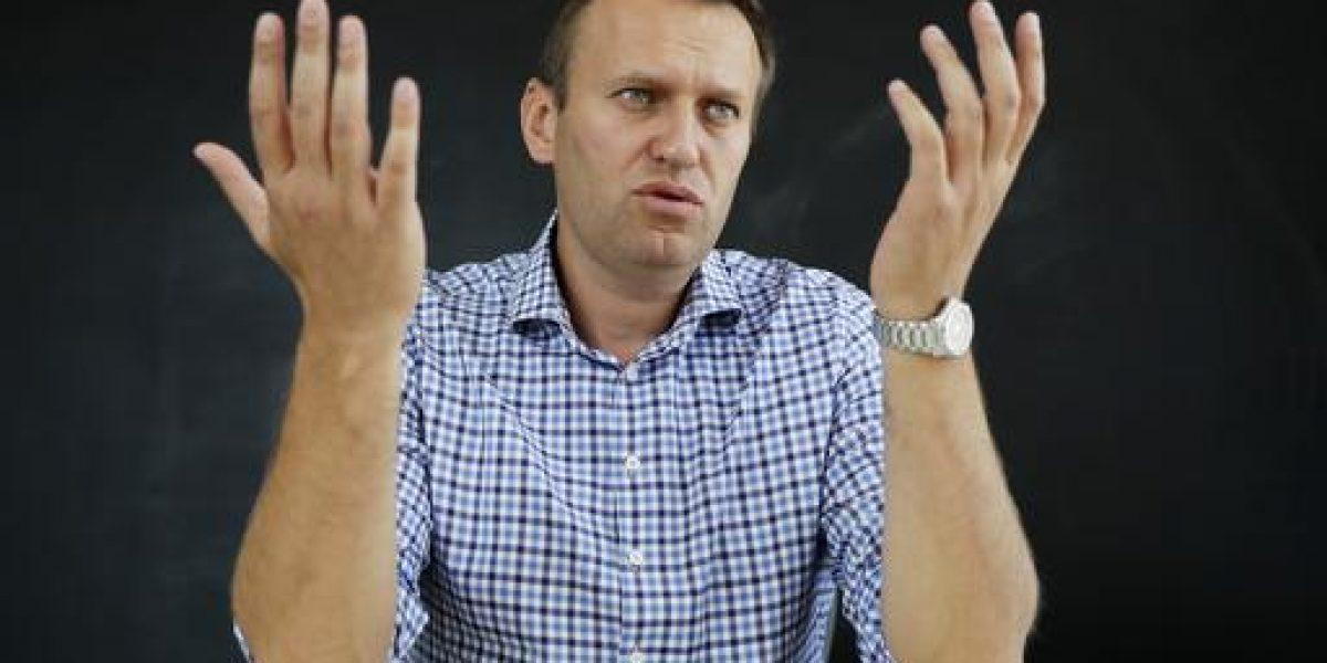 Líder opositor ruso anuncia candidatura presidencial