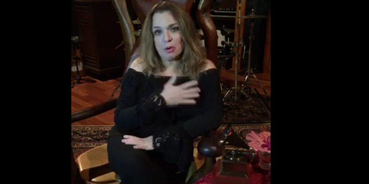 Ednita Nazario con disco nuevo y concierto para el 2017